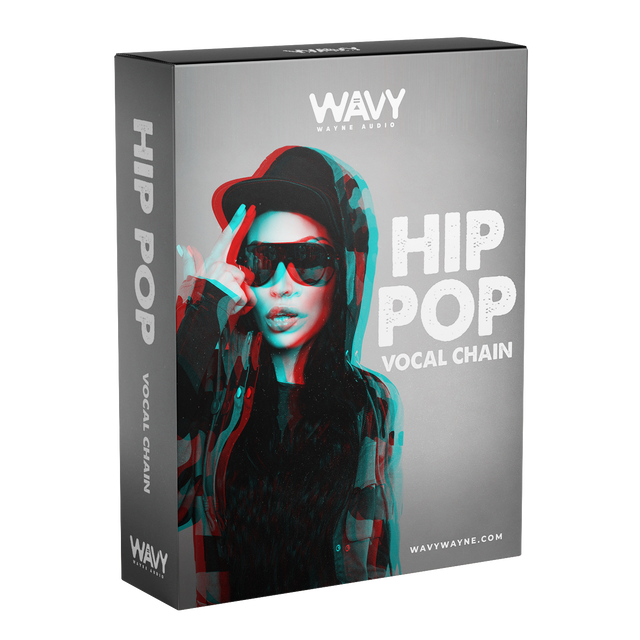 NEW! Studio Rack Hip Hop Vocal Chain [Compatible w/ All DAWs]