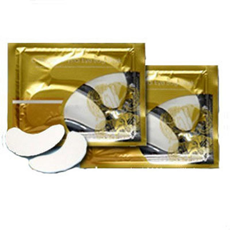 CRYSTAL COLLAGEN EYE MASK (30 PIECES)