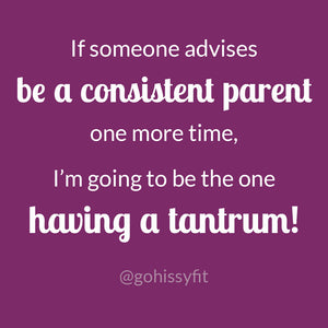 Is this the worst parenting advice?