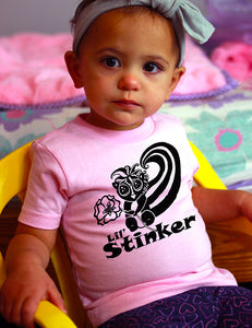 Lil Stinker - Infant Tee - Pink