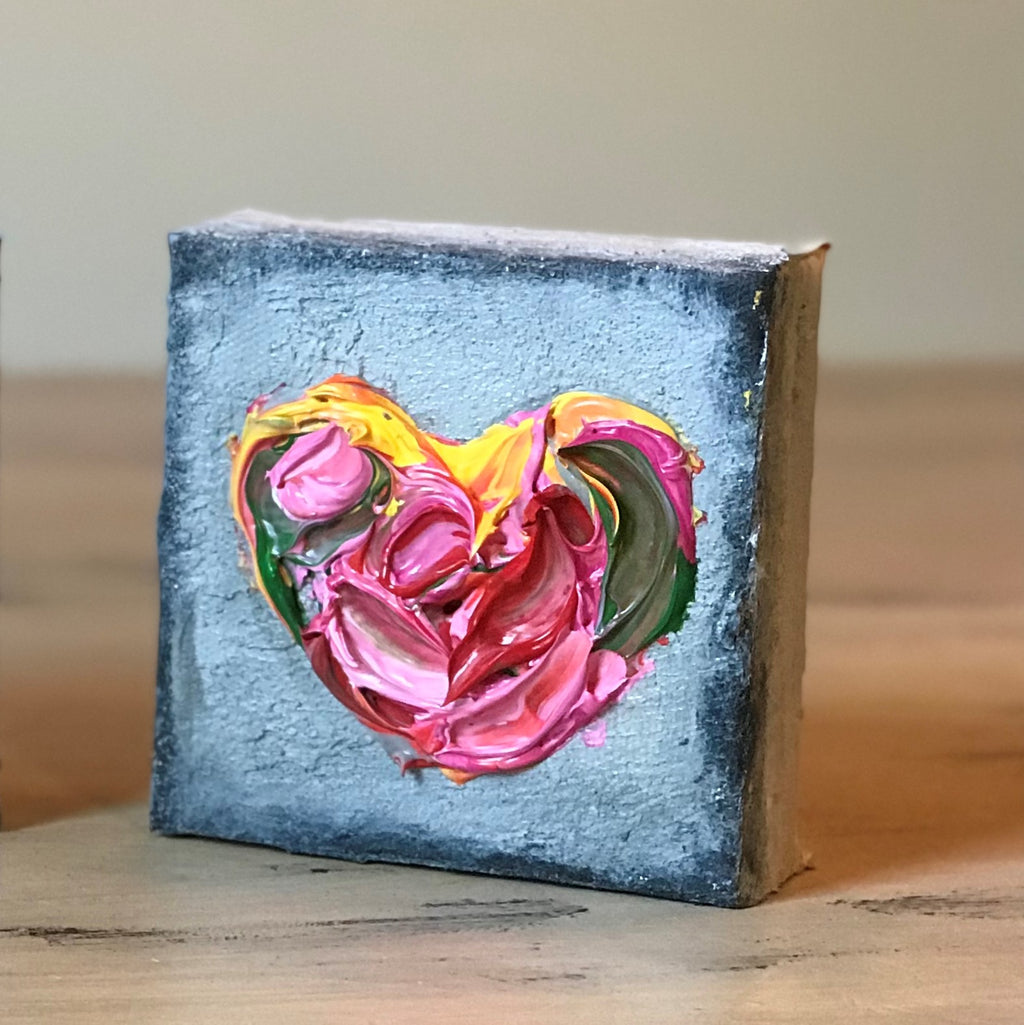 Mini Heart Art