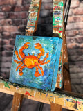 Blue Crab - Artwork