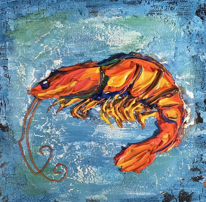 Shrimp - Artwork