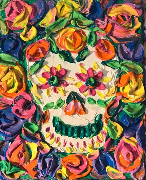 Sugar Skull - Artwork