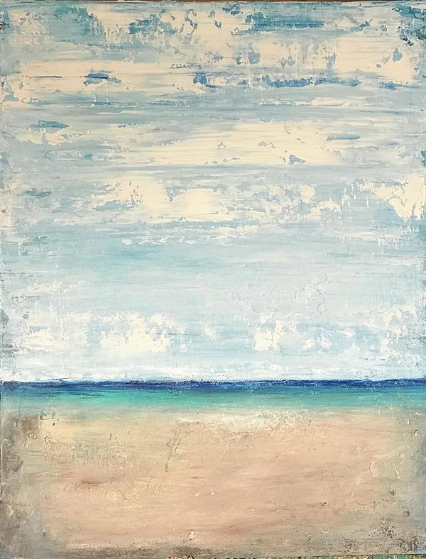 Related product : Abstract Seascape - Art Print