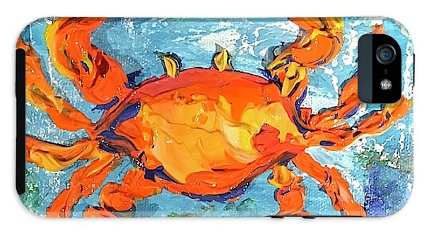 Related product : Blue Crab - Phone Case