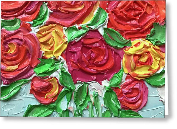 Related product : Celebration Roses - Greeting Card