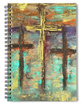 Easter Sunrise - Spiral Notebook