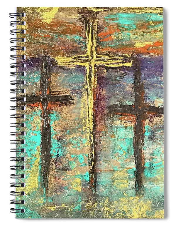 Related product : Easter Sunrise - Spiral Notebook