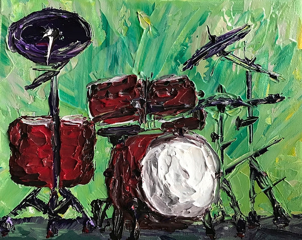 Funky Drums - Artwork