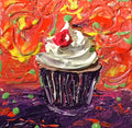 Funfetti Cupcake - Artwork