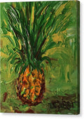 Funky Pineapple - Canvas Print