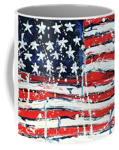 Home Of The Brave - Mug
