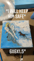 "New! ""I Will Keep Him Safe"" Artwork"