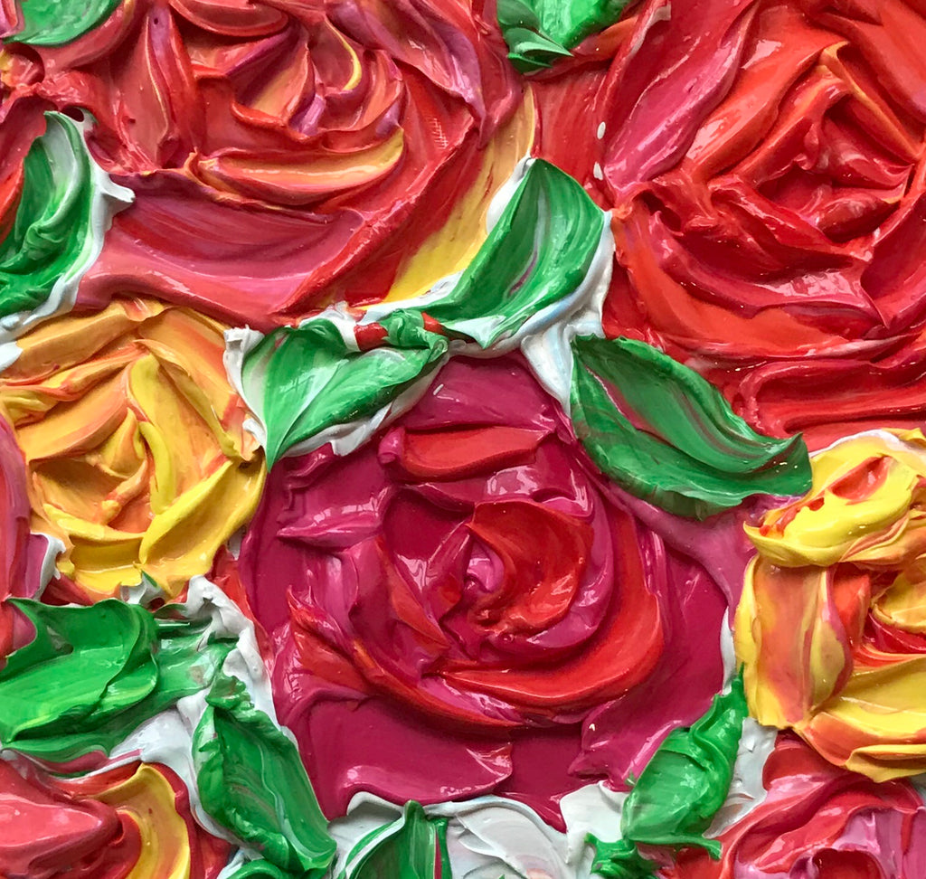 Celebration Roses - Artwork