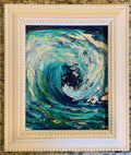 "Making Waves 8""x 10"" Framed"