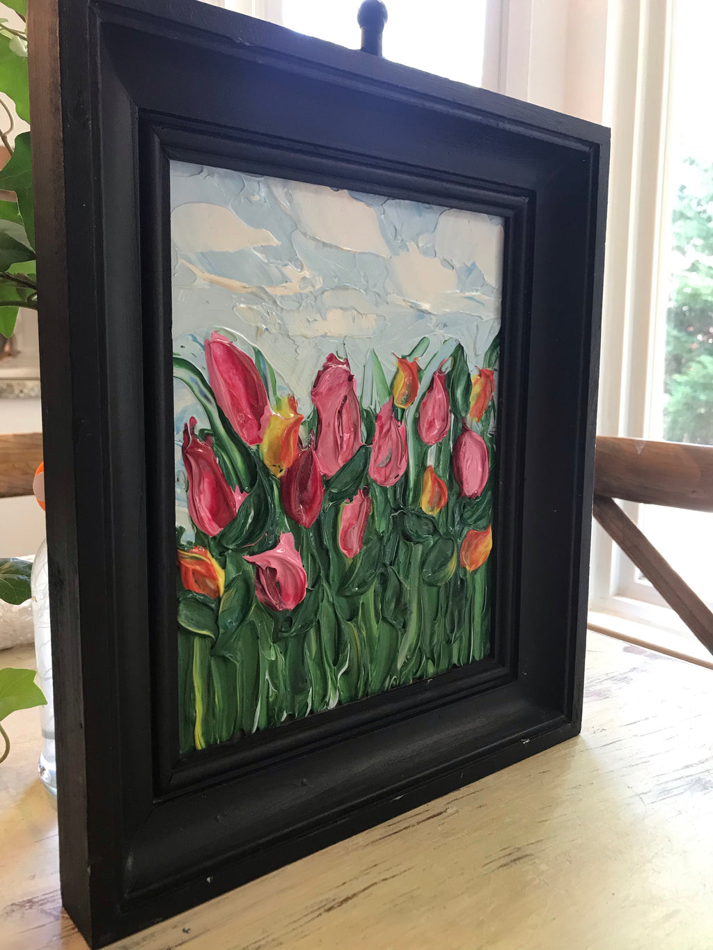 """Colorful Tulips""- Artwork"