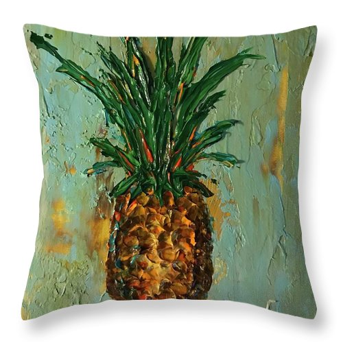 Related product : King Pineapple  - Throw Pillow