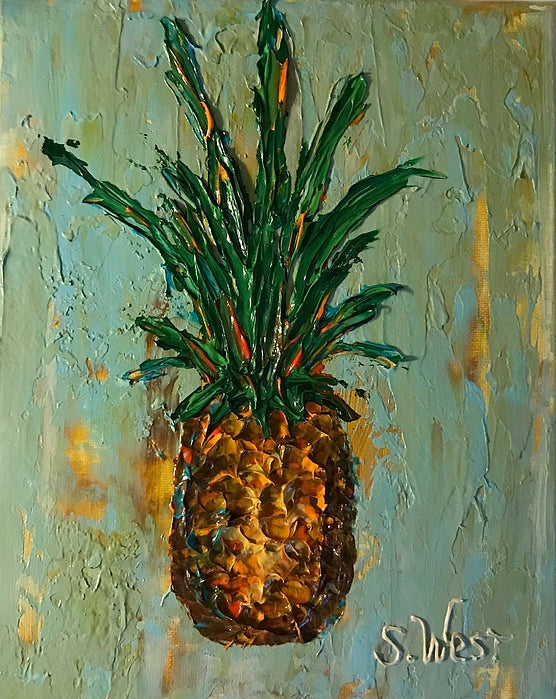 Related product : King Pineapple - Artwork