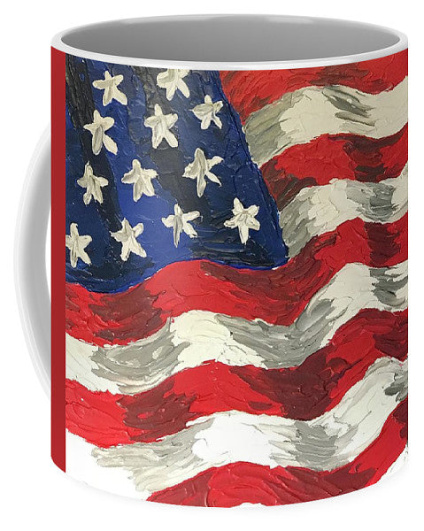 Related product : Land Of The Free - Mug