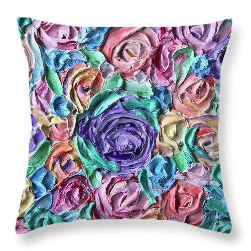 Related product : Lavender Flower Bomb - Throw Pillow