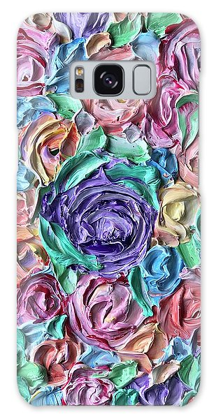 Lavender Flower Bomb - Phone Case