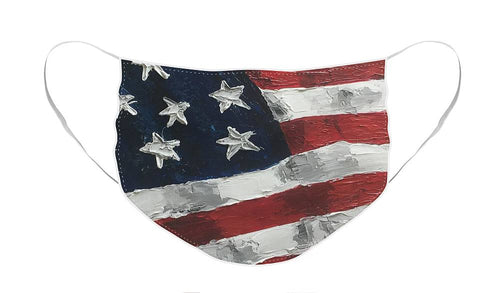 Old Glory - Face Mask
