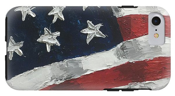Old Glory - Phone Case