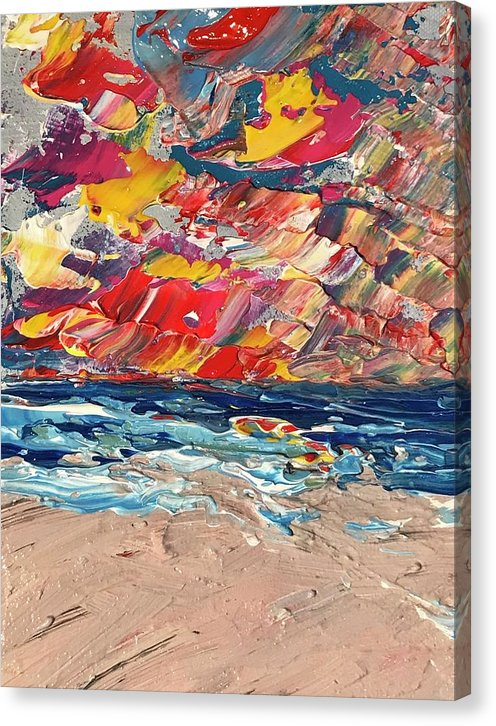 Related product : Passion Sunrise - Canvas Print