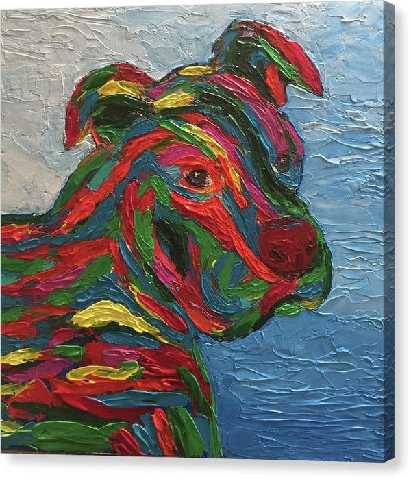 Related product : My Pitty - Canvas Print