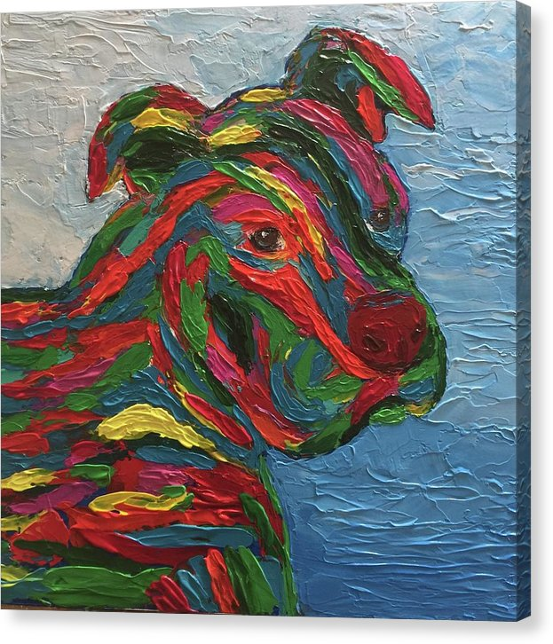 My Pitty - Canvas Print