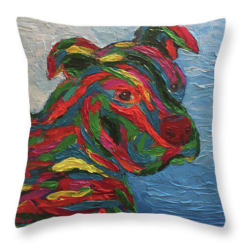 My Pitty - Throw Pillow
