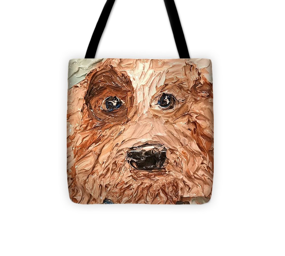 Patchy Doodle - Tote Bag
