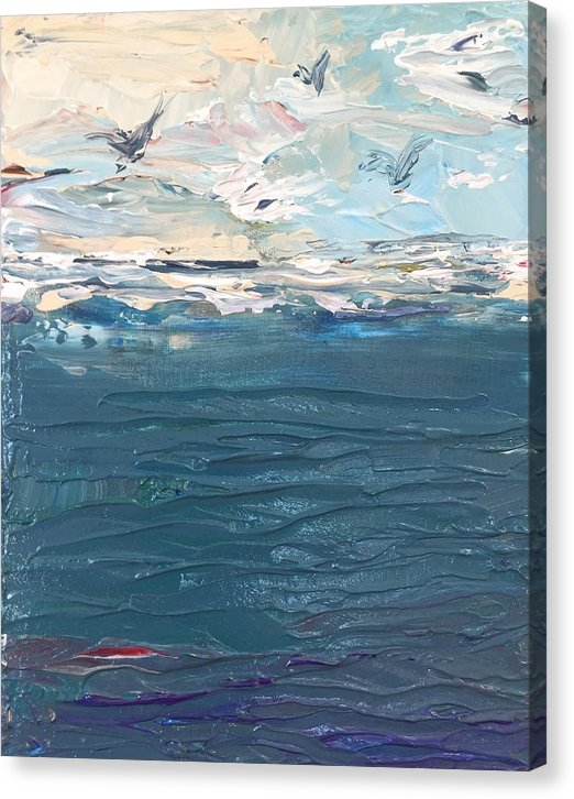 Sea Birds - Canvas Print