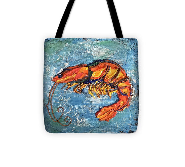 Related product : Shrimp - Tote Bag