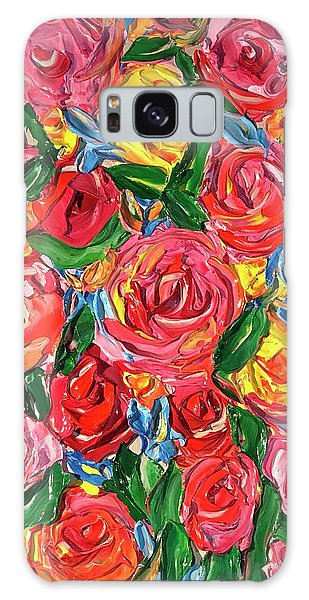 Sizzling Flower Bomb - Phone Case