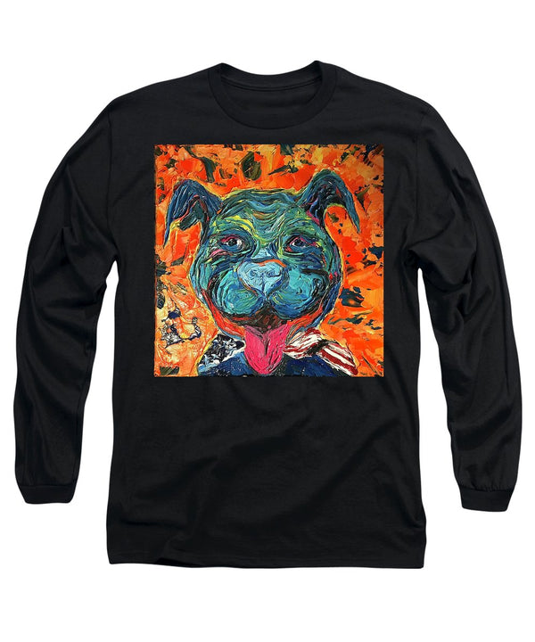 Related product : Smiling Pitty - Long Sleeve T-Shirt