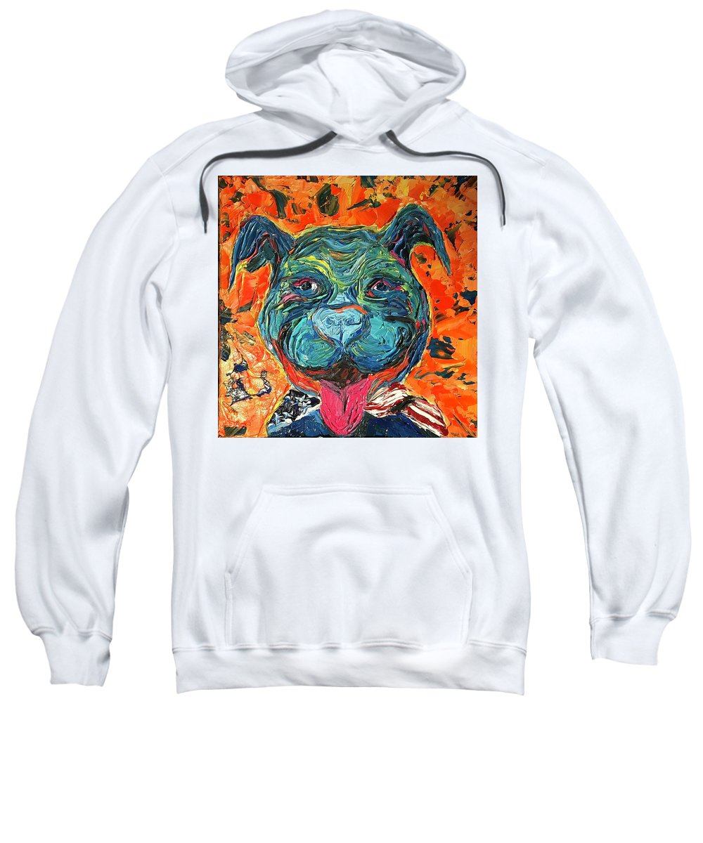 Smiling Pitty - Sweatshirt