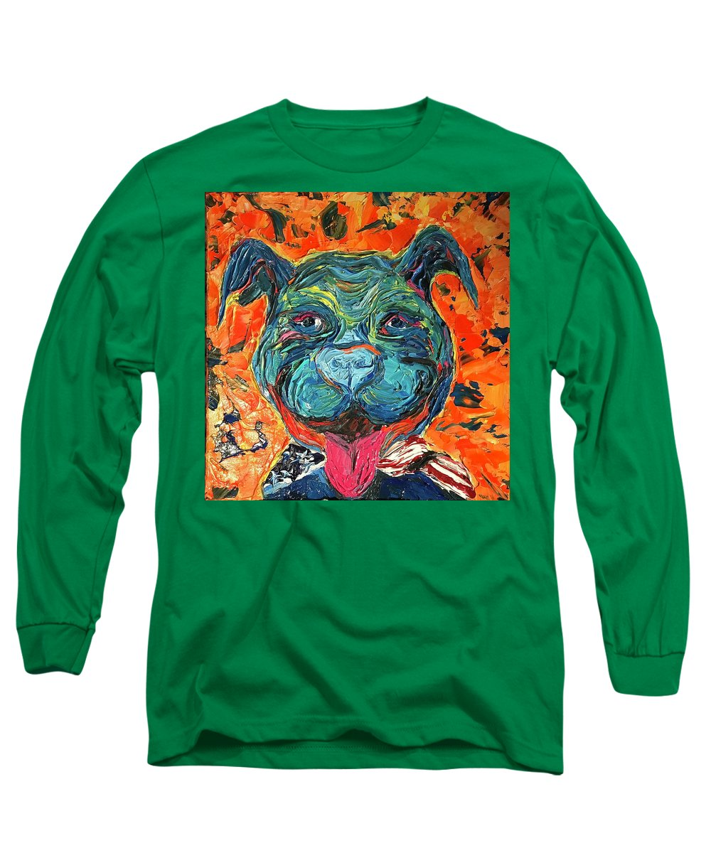 Smiling Pitty - Long Sleeve T-Shirt