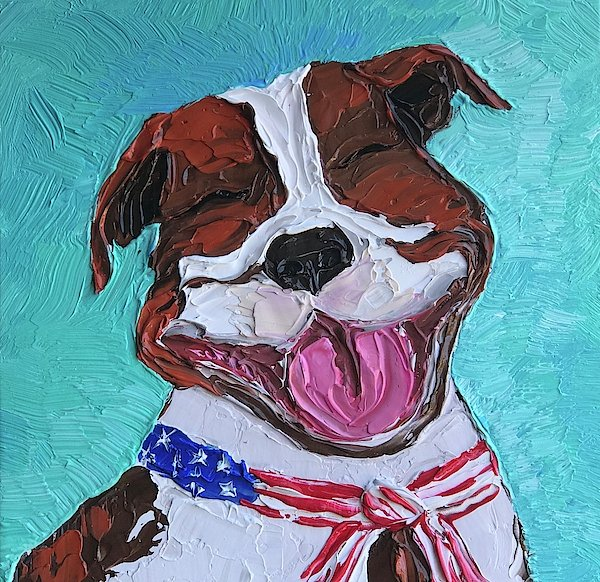 Related product : That Pitty Smile - Art Print