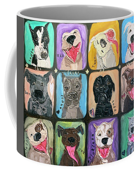 Related product : The Faces Of Rescue  - Mug