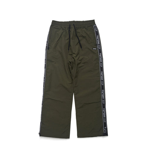 Qmile X CHECKtheFeed // Army Snowpants