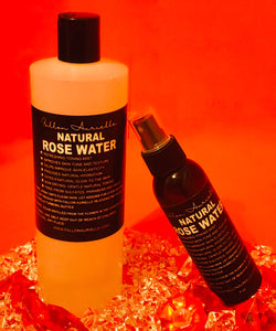 Fallon Aurielle Natural Rose Water Skincare Set