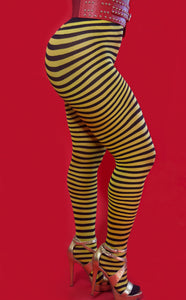 Ring The Alarm Tights (Yellow)