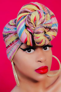 Yummy Candy Head Scarf