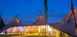How to Use a Tipi for an Outdoor Event