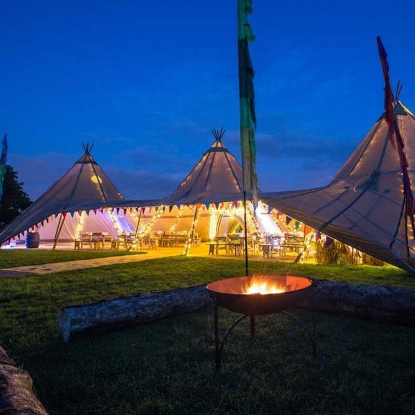 tipi hire UK