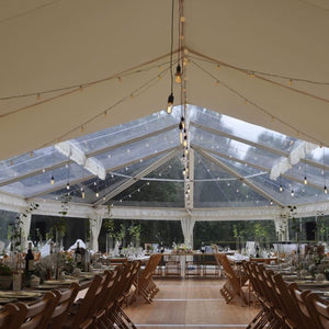 Furniture hire and equipment rentals - Abbas Marquees Clear Span Frame (1228788629540)