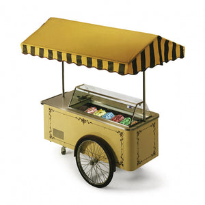 Furniture hire and equipment rentals - Ice Cream Trolley