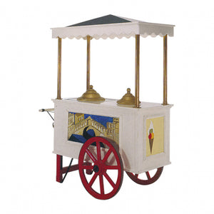 Furniture hire and equipment rentals - Italian Ice Cream Trolley (572562964516)